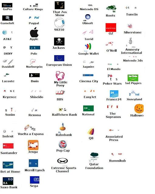 Logos Quiz niveau
