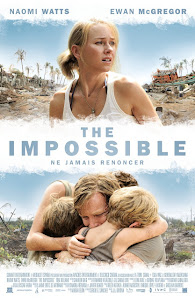 Poster Of The Impossible (2012) Full Movie Hindi Dubbed Free Download Watch Online At worldfree4u.com