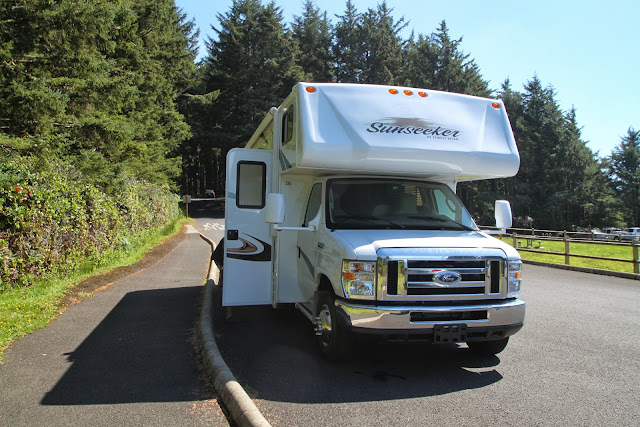 RV rental from RV's To Go in Wilsonville, OR