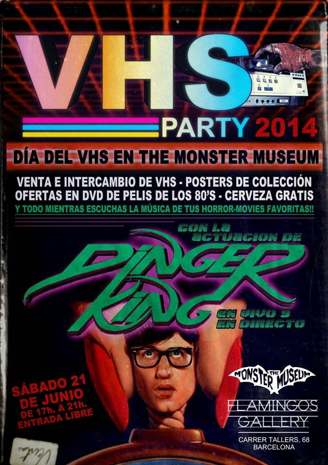 VHS Party 2014