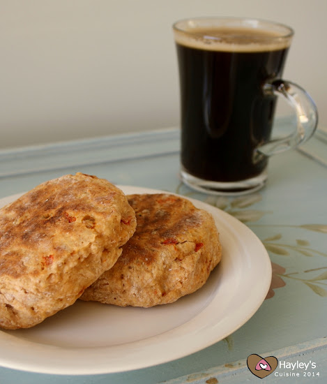 Pikaluksusta: Pannuleivät - Skillet biscuits