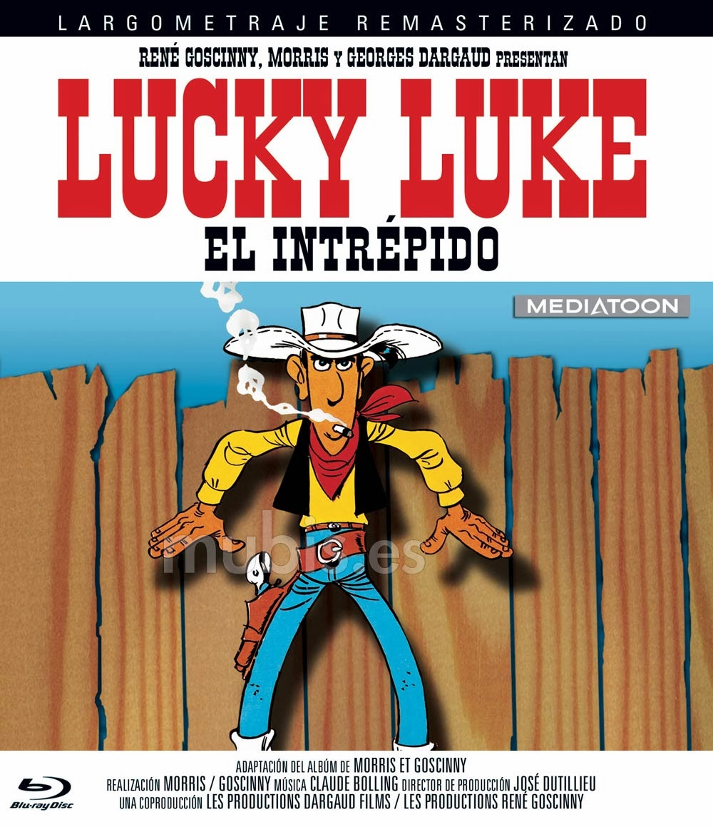 Lucky Luke El Intrépido (1971)