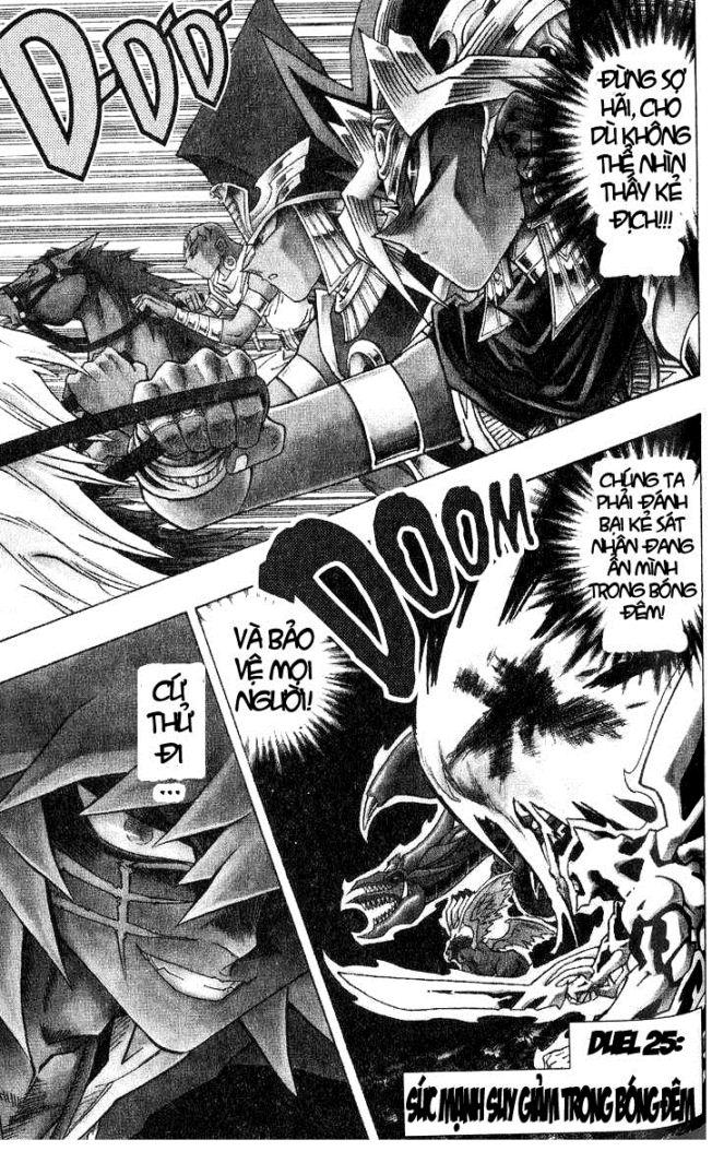 YuGi Oh – Vua Trò Chơi chap 303 Trang 1