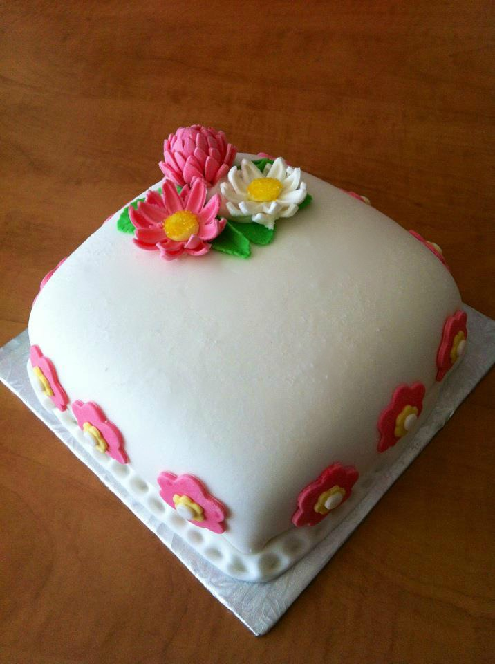 Sweet Treats Baked With Love: French Vanilla Cake - Cake ...