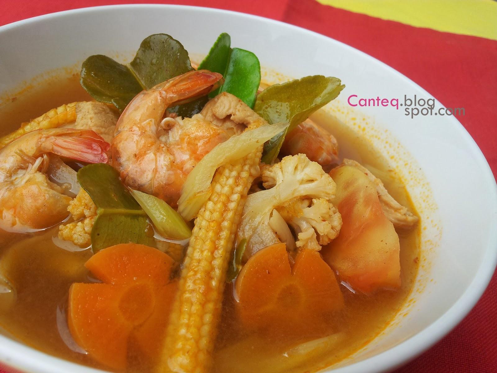 Resepi Ayam Goreng Tom Yam