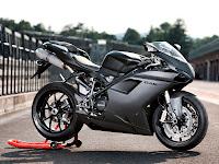 2012 Ducati 848 EVO Gambar Motor 2