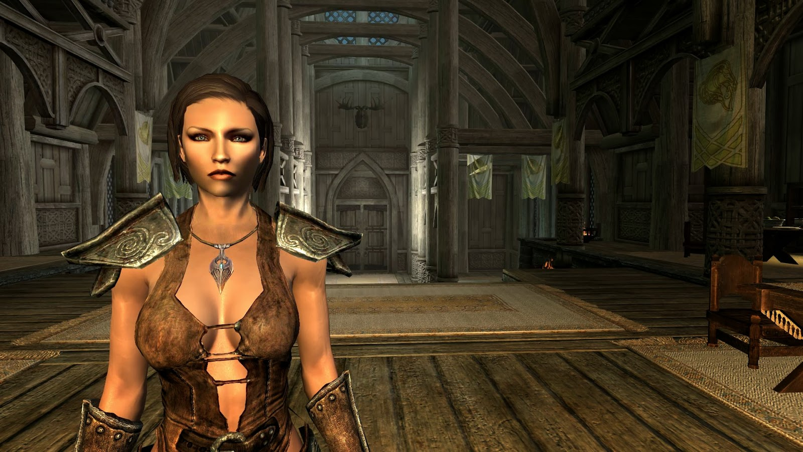 cbbe skyrim sexy armor mod skyrim skimpy cbbe armor replacer