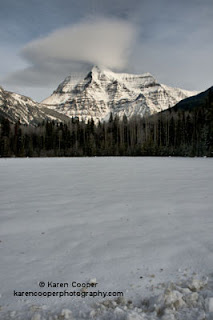 Best Places to See in BC - Mt Robson