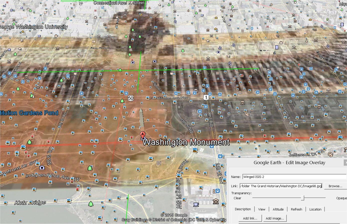 Records Of The Grand Historian July - Washington dc street map hidden symbols