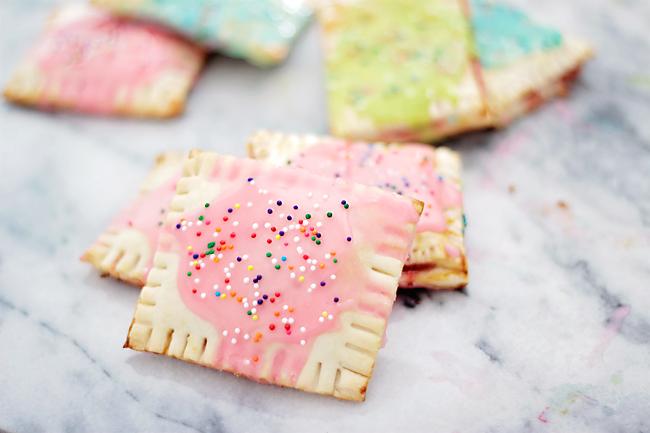 Britnell: Homemade Pop Tarts