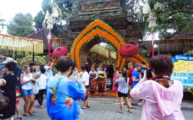 Ubud palace - Puri Ubud