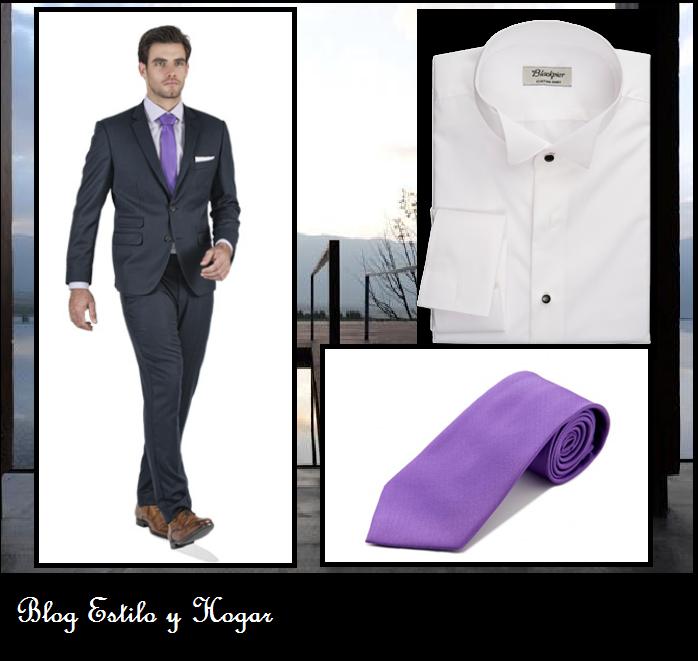 Hombres, conozcan la nueva regla de combinación formal  - imagenes de camisas elegantes para hombres