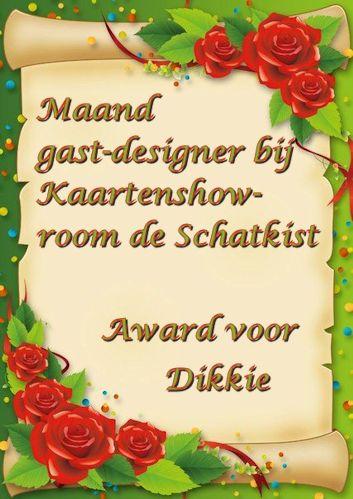 Mijn  Award