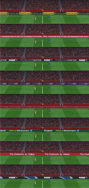 PES 2016 Arsenal Adboards 2015/16 by supalids