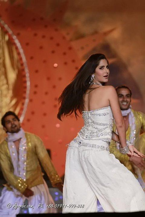 Katrina Kaif stills  Performance In Bangladesh