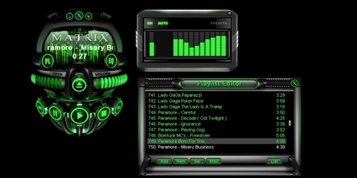 download winamp skin