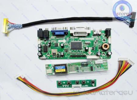 LCD Controler Board