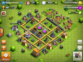 contoh base defense TH5 oleh gormor