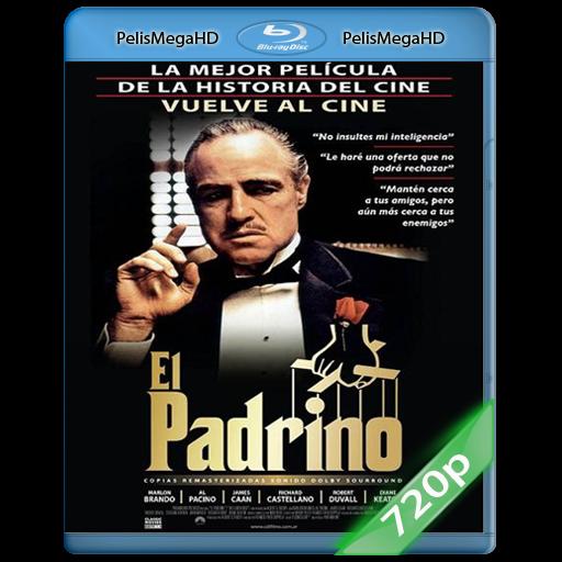 El Padrino (1972) 720P HD MKV ESPAÑOL LATINO