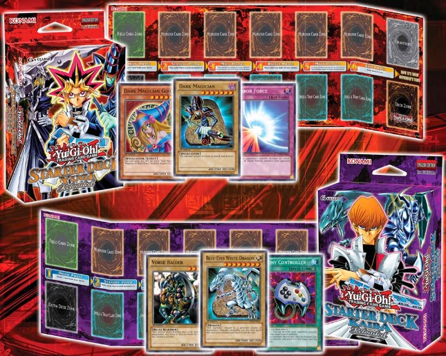 Awesome Card Games News Starter Deck Kaiba Reloaded And