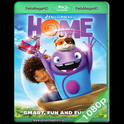 HOME: HOGAR, DULCE HOGAR (2015) WEB-DL 1080P HD MKV INGLÉS SUBTITULADO