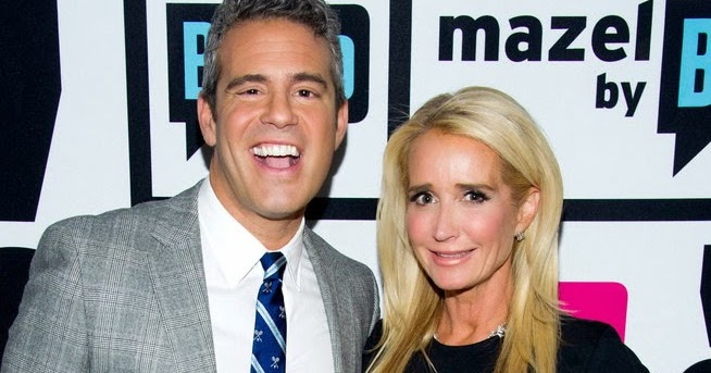 Real housewives andy cohen speaks out about kim richards arrest