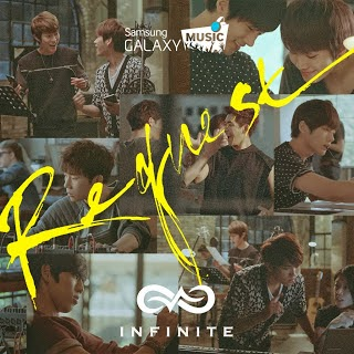 INFINITE (인피니트) - Request, GALAXY Music