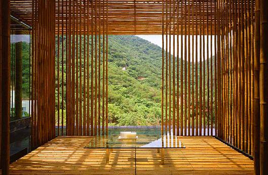 Home Designs Bamboo House Design