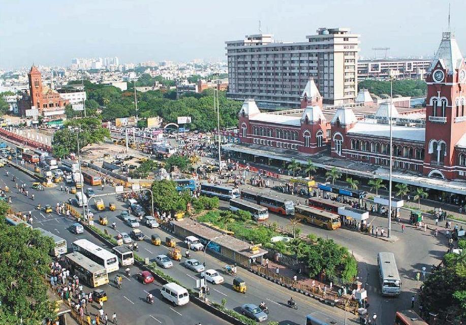 Enn Chennai Infrastructure Transportation