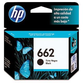 ink cartridge 662 brand new