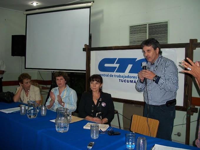 La CTA Tucumán comenzó con los Homenajes a la Mujer