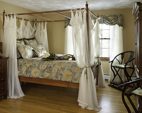House construction in india canopy bed four poster bed - Ideas for canopy bed curtains ...