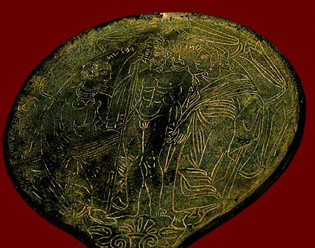 Tinia: divinità etrusca