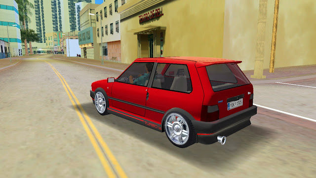Fiat Uno Turbo GTA Vice City