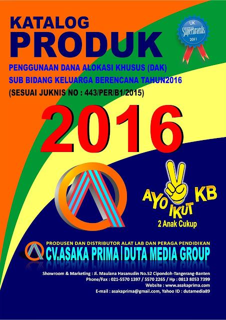 BKB Kit 2016 - PROGRAM JUKNIS DAK BIDANG KB TAHUN 2016