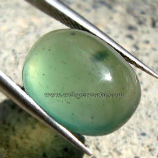 batu permata asli, natural, hijau garut, green calcedhony