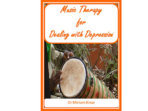 Music Therapy for Dealing with Depression Book