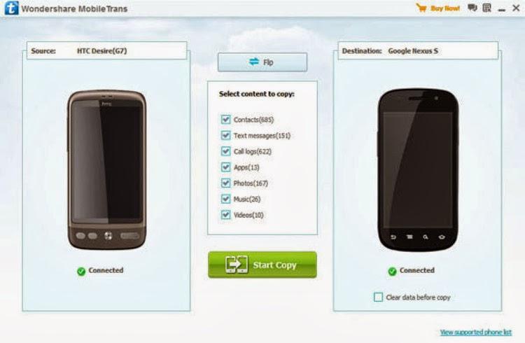 Wondershare MobileTrans 6.0.3.254 Multilingual