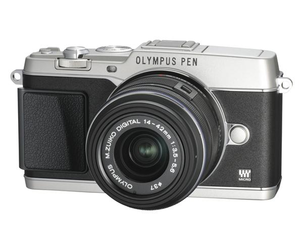 Fotografia della Olympus PEN E-P5