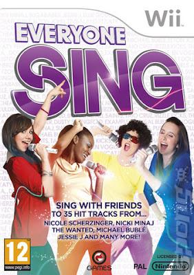 Everyone Sing WII