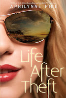 book cover of Life After Theft by Aprilynne Pike