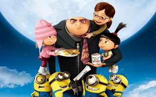 Despicable Me 2 Ready for the Release, This summer