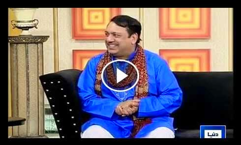 Dunya News Hasb e Haal Latest Episode 26th December 2014