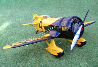 """Super Gee Bee"" 1/32"