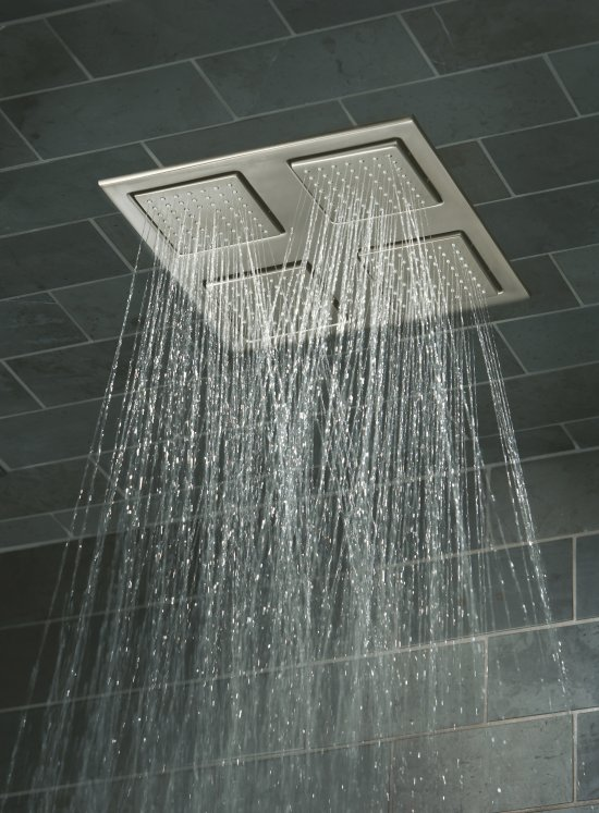 15 Cool Showers and Modern Shower Head Designs - Part 2.