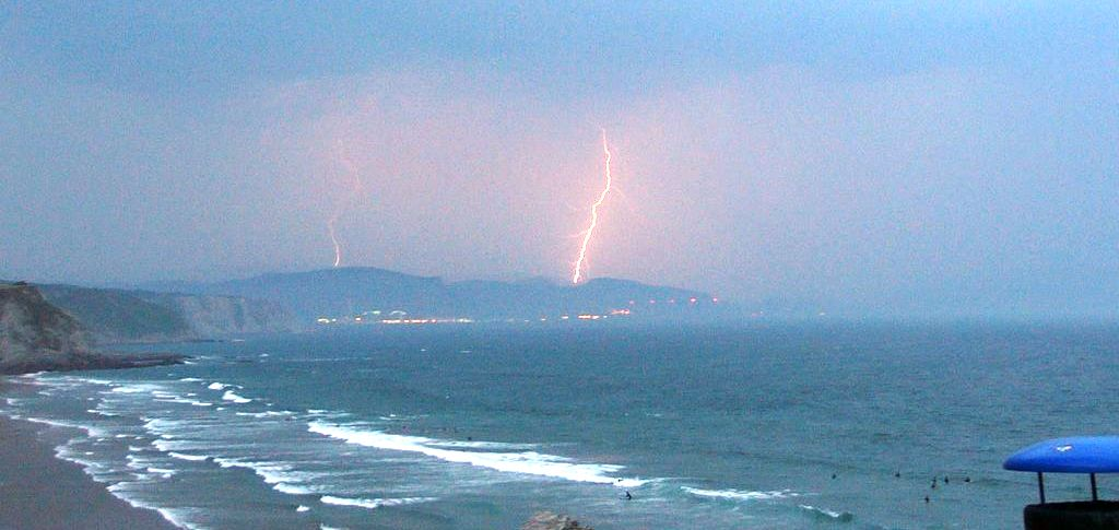 Videos De Tormentas Electricas En El Mar