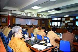 Wagub NTB Pimpin Rapim, Tindak Lanjut Arahan Presiden