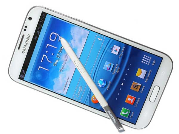 Samsung Galaxy Note 2 Indonesia