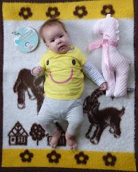 Elisa 4 maanden