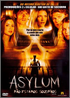 Download - Asylum - Não Estamos Sozinhos DVDRip - AVI - Dual Áudio